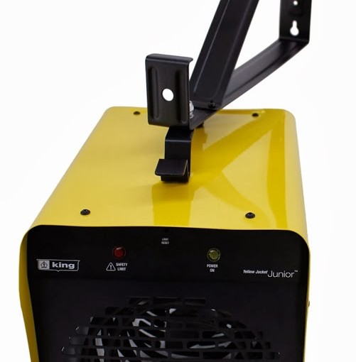 New Product Introduction: King Electric 240V Portable Utility Heater